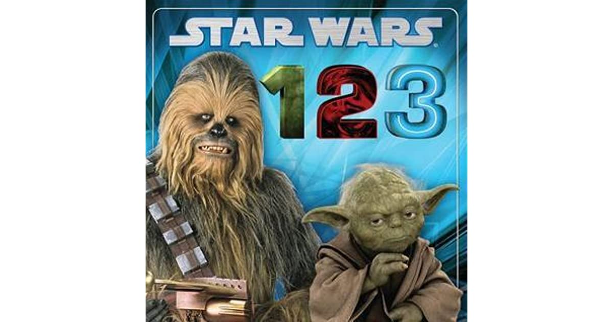 Star Wars 1 2 3 By Scholastic Inc