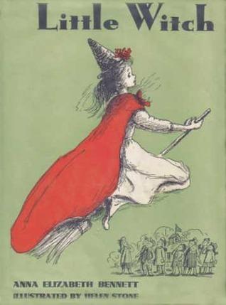 Little Witch by Anna Elizabeth Bennett
