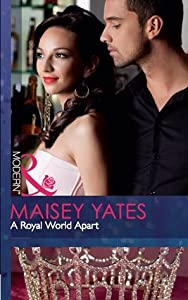 A  Royal World Apart (Call of Duty, #1)