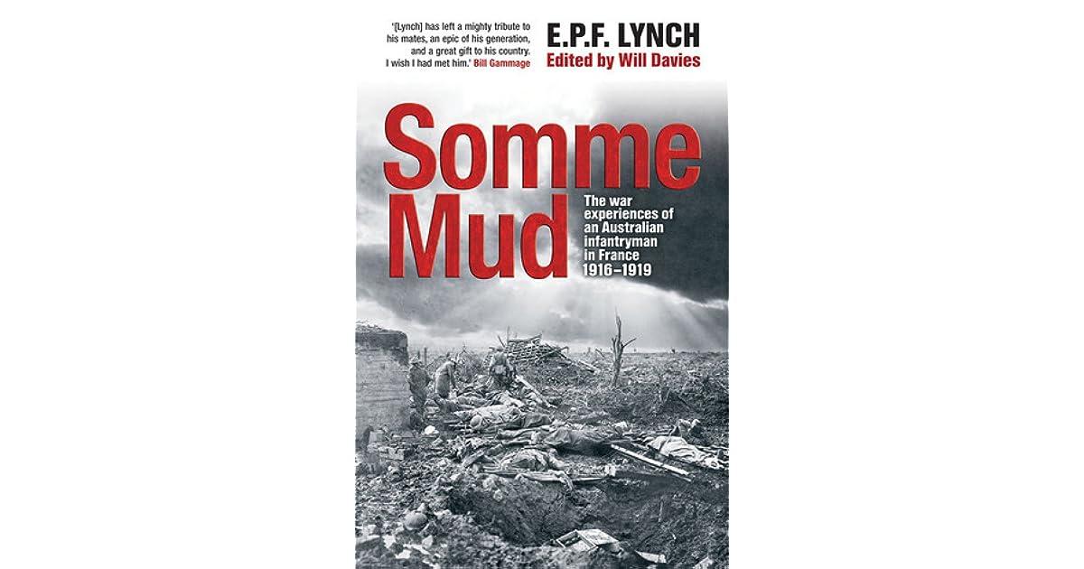 Somme Mud By Edward Pf Lynch