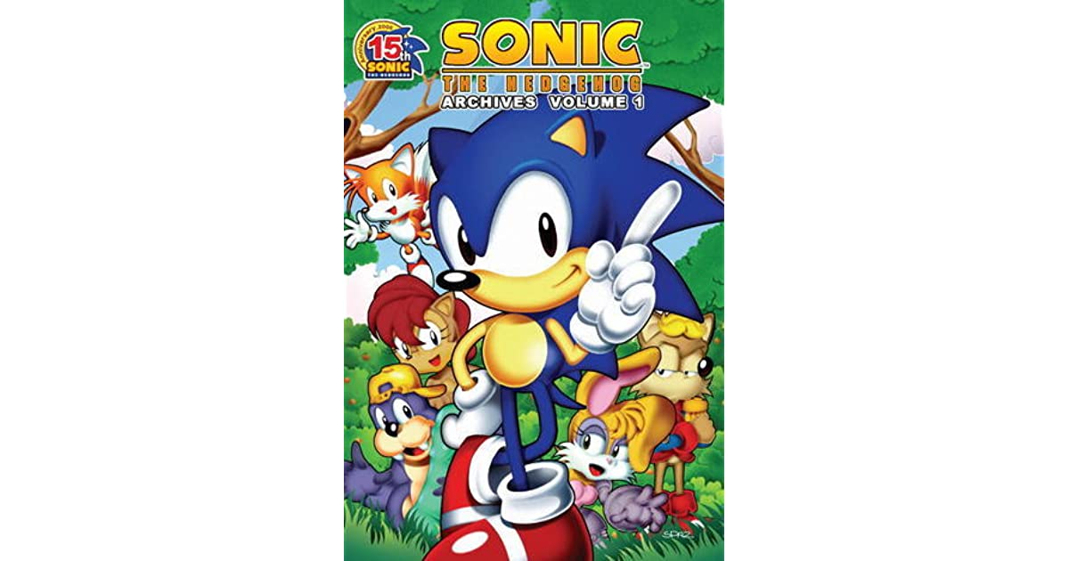 Sonic The Hedgehog Archives Volume 1 By Michael Gallagher