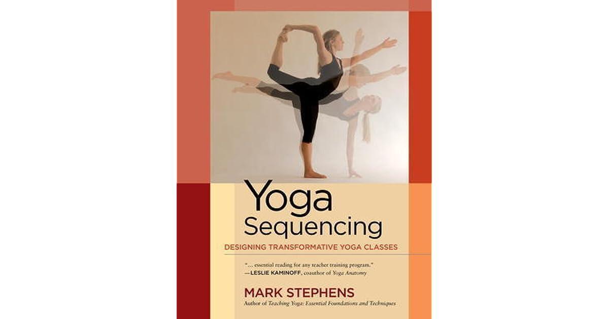 yoga sequencing mark stephens pdf