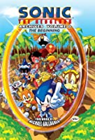 Sonic The Hedgehog Archives: Volume 0: The Beginning (Sonic the Hedgehog Archives, #0)