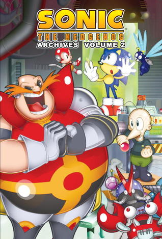 Sonic the Hedgehog Archives: Volume 2 (Sonic the Hedgehog Archives, #2)