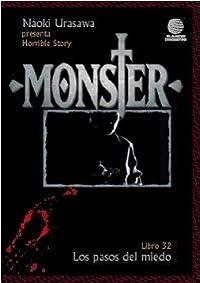 Monster, Libro 32: Los pasos del miedo