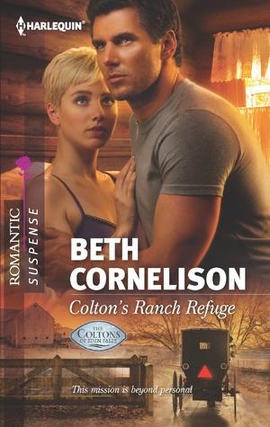 Colton's Ranch Refuge (The Coltons of Eden Falls #2)