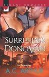 Surrender to a Donovan (The Donovans #8)