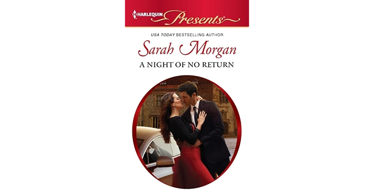 a night of no return sarah morgan pdf free download