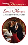 A Night of No Return (The Private Lives of Public Playboys #1)