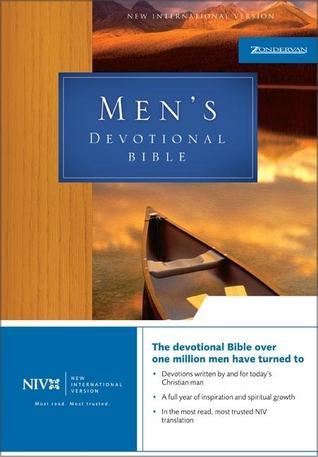 Men's Devotional Bible-NIV by Anonymous