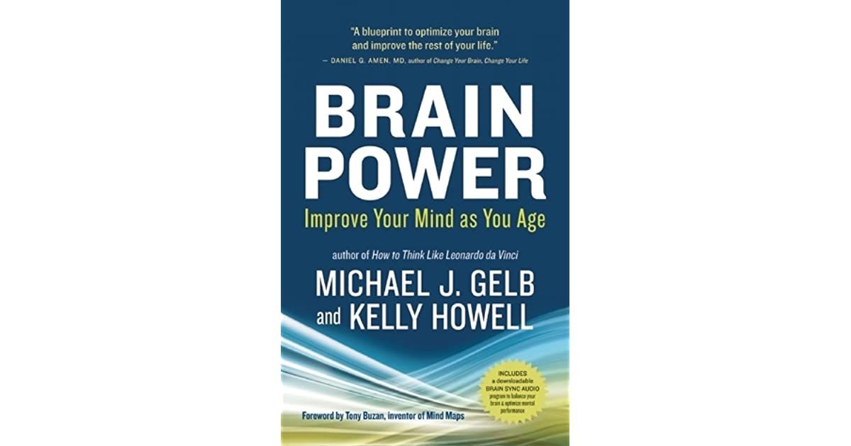 brain power gelb michael j howell kelly