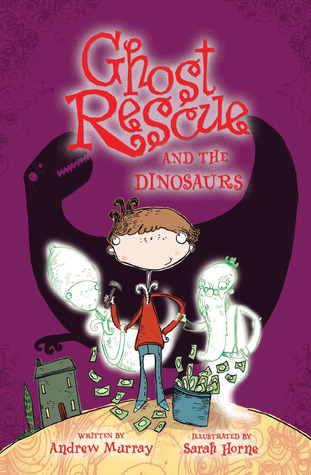 Ghost Rescue and the Dinosaurs