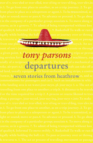 Departures by Tony Parsons