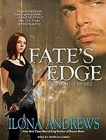 Fate's Edge (The Edge, #3)
