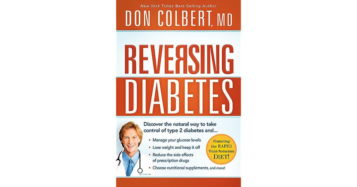 Dr. colbert diabetes