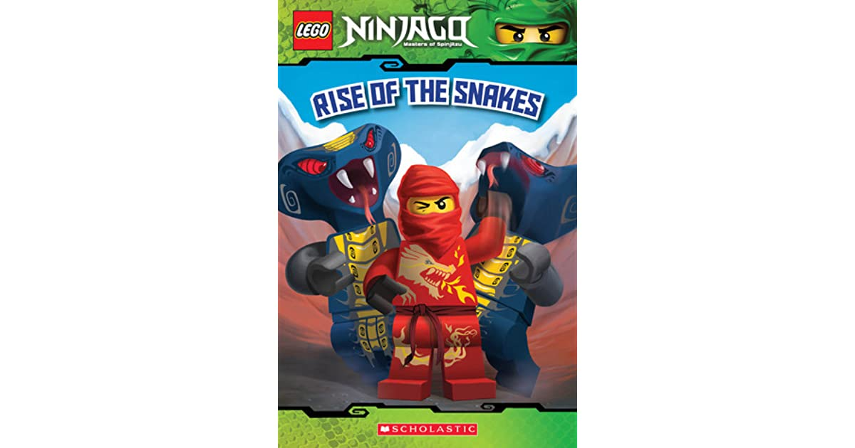 Rise of the Snakes (LEGO Ninjago Reader #4) by Tracey West