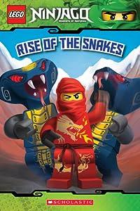 Rise of the Snakes (LEGO Ninjago Reader #4)
