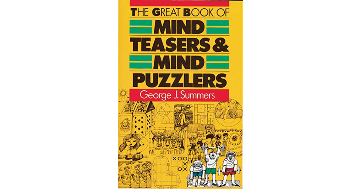 Brain Teasers By George Summers Pdf