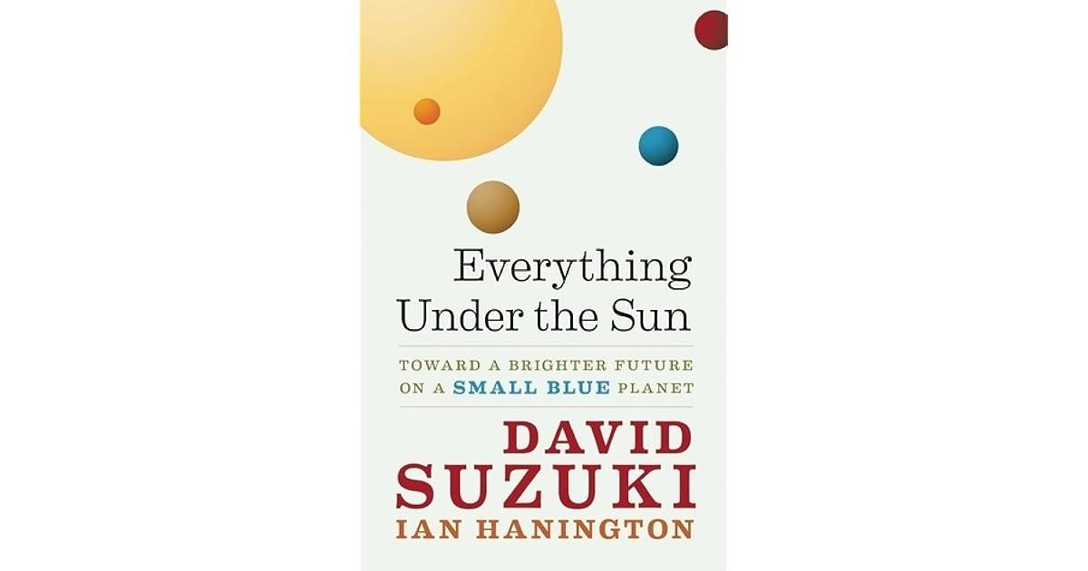 David Suzuki Biography Book