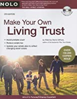 Make Your Own Living Trust [With CDROM]