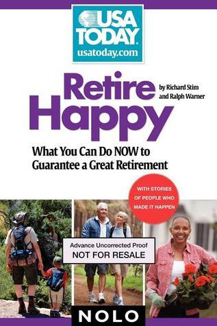 Retire Happy What You