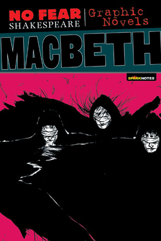 Macbeth (No Fear Shakespeare Graphic Novels) by Ken Hoshine