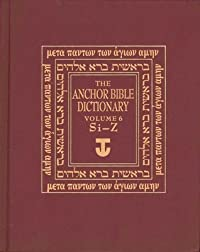 The Anchor Yale Bible Dictionary: Volume 6
