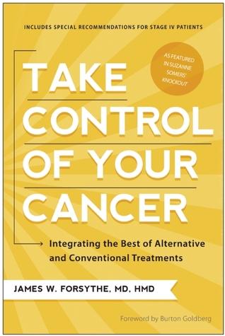 Alternative Cancer Treatments Books Shelf