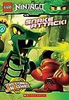 Snake Attack! (LEGO Ninjago Chapter Book #5)