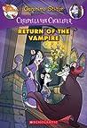 Return of the Vampire (Creepella von Cacklefur #4)