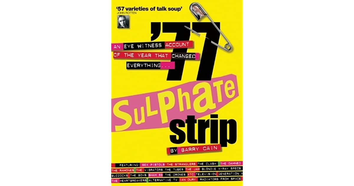 strip 77 sulphate