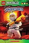 A Ninja's Path (LEGO Ninjago Reader, #5)