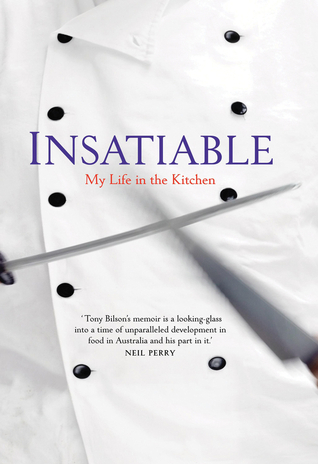 Insatiable: My Life in the Kitchen