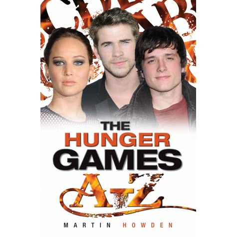 The hunger games a z by martin howden reviews discussion bookclubs lists