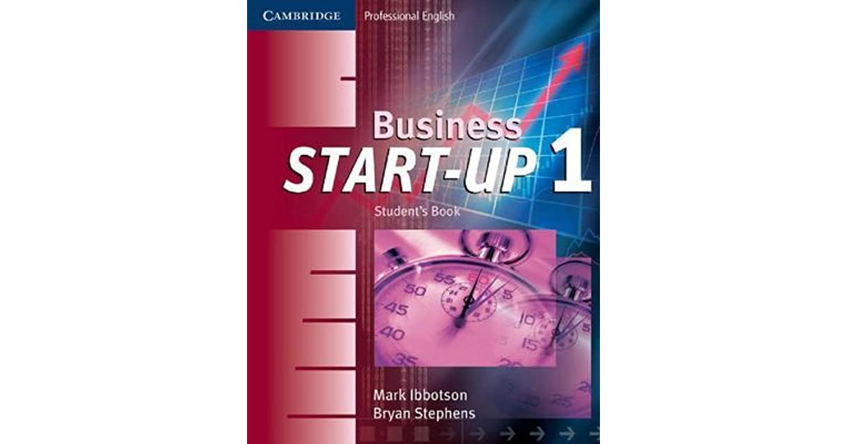 Business Start-up 1 Students Book Cambridge