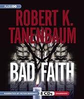Bad Faith: A Butch Karp and Marlene Ciampi Mystery