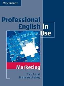 Professional English in Use: Marketing