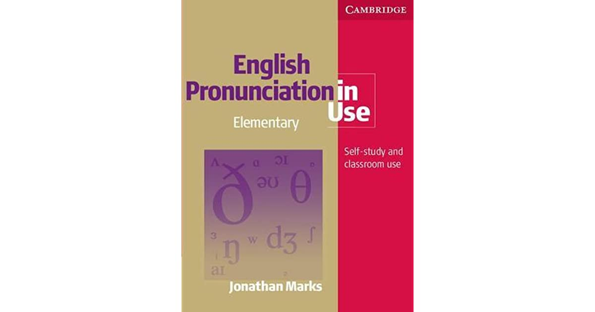 English Pronunciation In Use Elementary Pdf