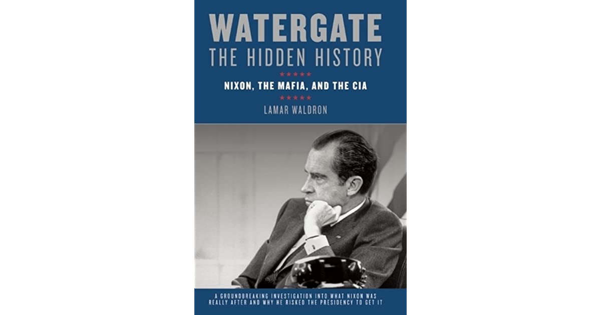 a history of the watergate affair