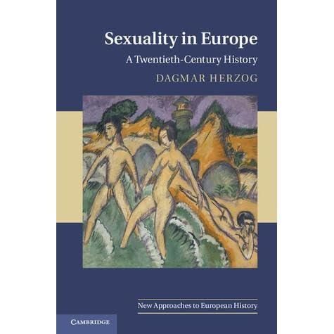 Dagmar herzog sexuality in europe