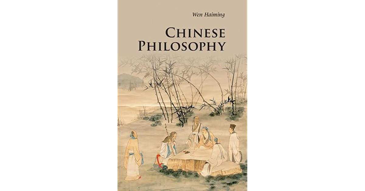 a discussion on chinese philosophy Notre dame philosophical reviews is an electronic the discussion is limited to chinese philosophy prior to the intellectual revolution caused by buddhism.