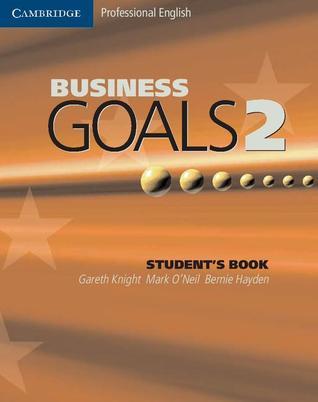 حل تمارين كتاب business goals 2