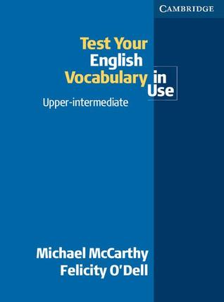 english vocabulary in use upper-intermediate ответы