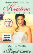 Kristine Series 36: The Blue-Eyed Devil 2 by Martha Cecilia