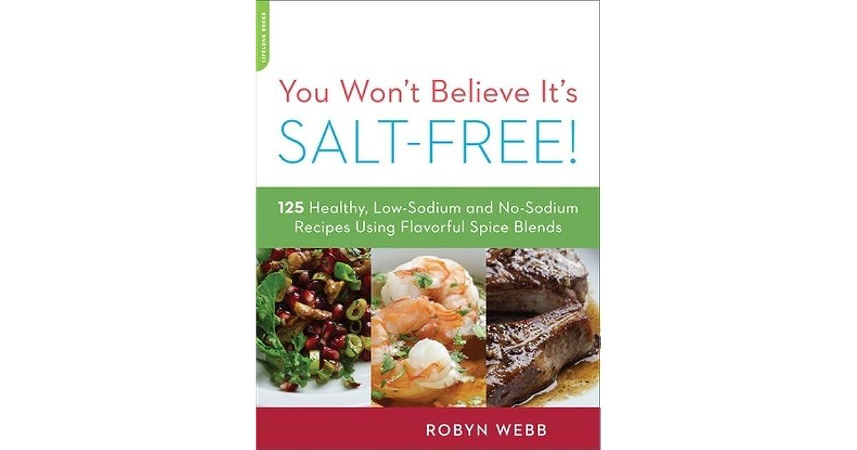 Clean Eating No Salt Seasoning Recipe