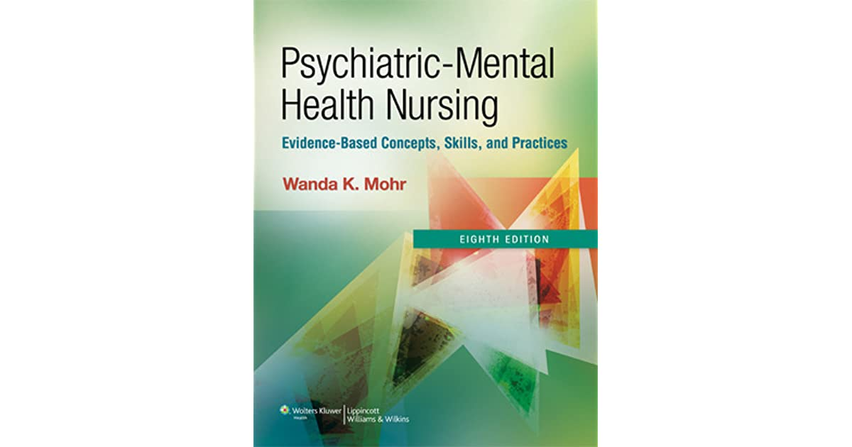 evidence based practice mental health nursing