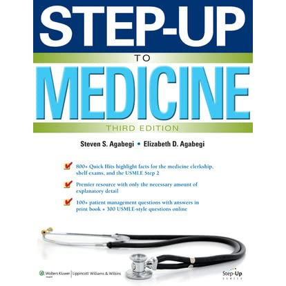 Step Up To Medicine Book