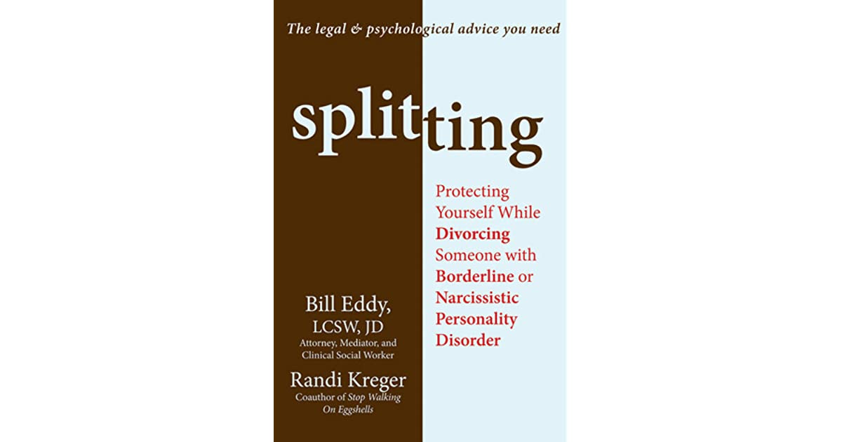 Splitting: Protecting Yourself While Divorcing Someone with