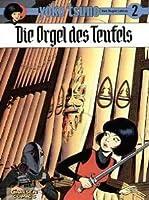 Die Orgel des Teufels (Yoko Tsuno, #2)