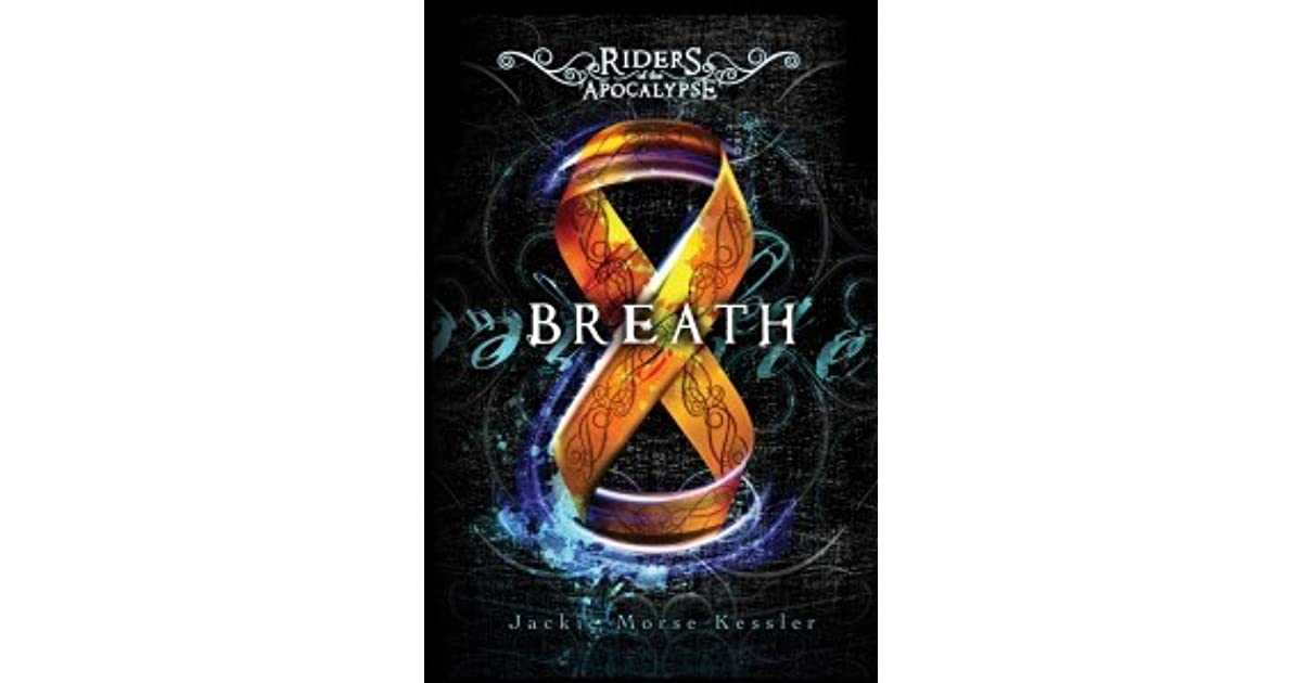 Breath (Riders of the Apocalypse, Book 4)